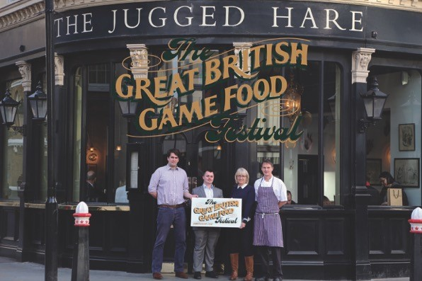 The Great British Game Food Festival