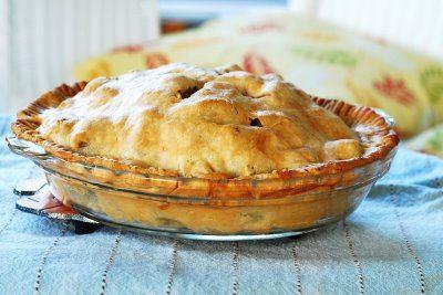 Mixed Game Pie