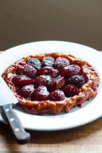 plum tartin