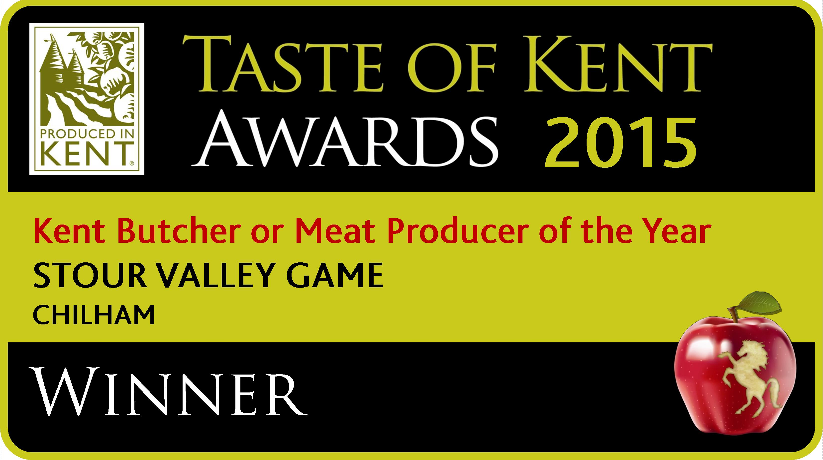 Stour Valley Game best in Kent