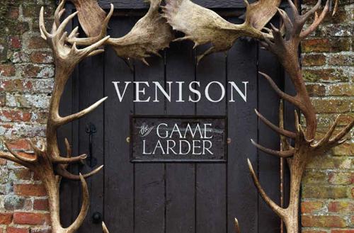Venison – The Game Larder
