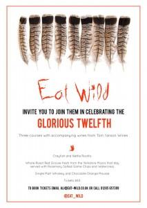 Glorious Twelfth Invite