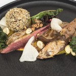 Pine-scented grouse