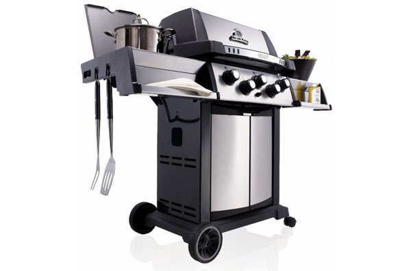 Win a Broil King BBQ and party feast