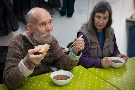 The Country Food Trust aims to feed over 250,000 people annually by 2018