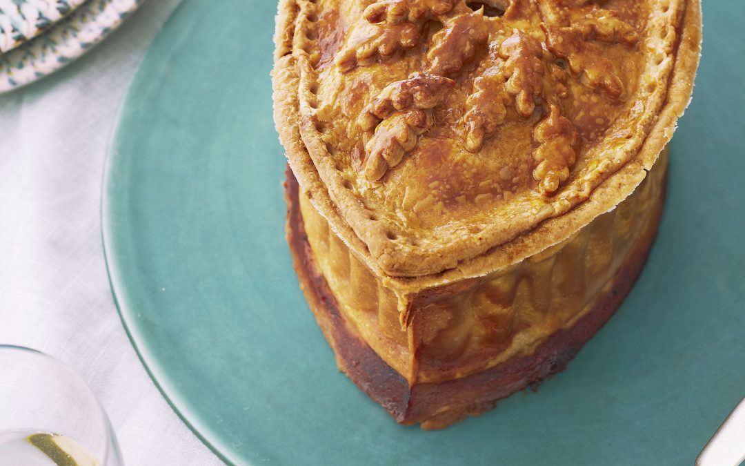 The Great British Bake Off – Raised Game Pie