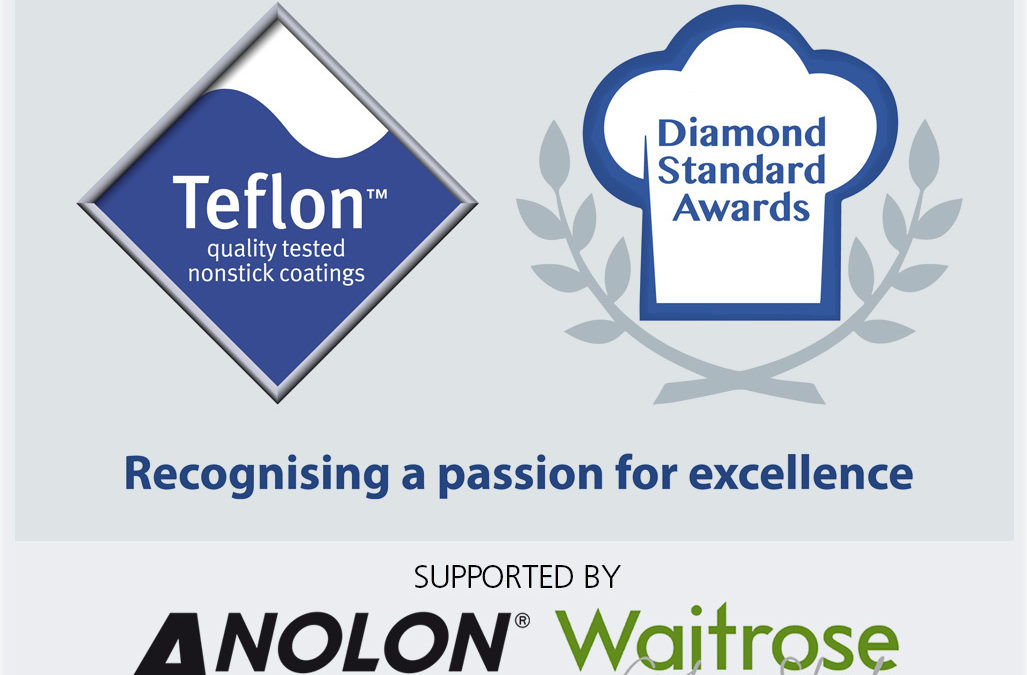 Launch of the Teflon™ Diamond Standard Awards 2018 Cookery Competition