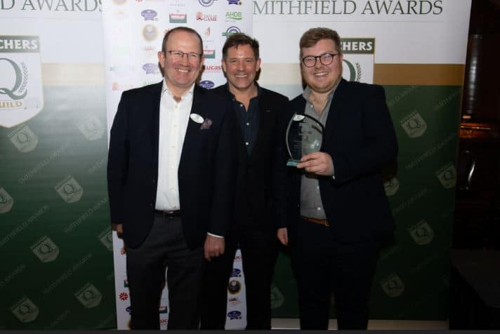 Robinson Butchers win Best Game Product at Q Guild of Butchers, Smithfield Awards