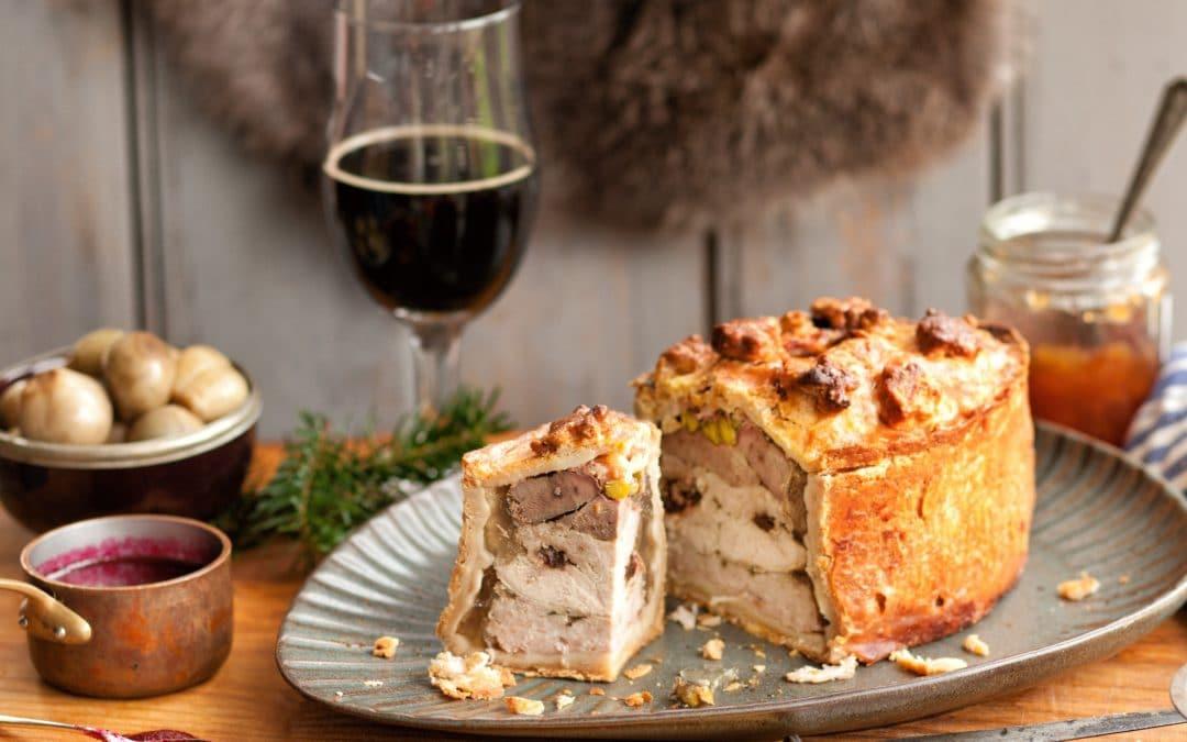 The Celebration Game Pork Pie