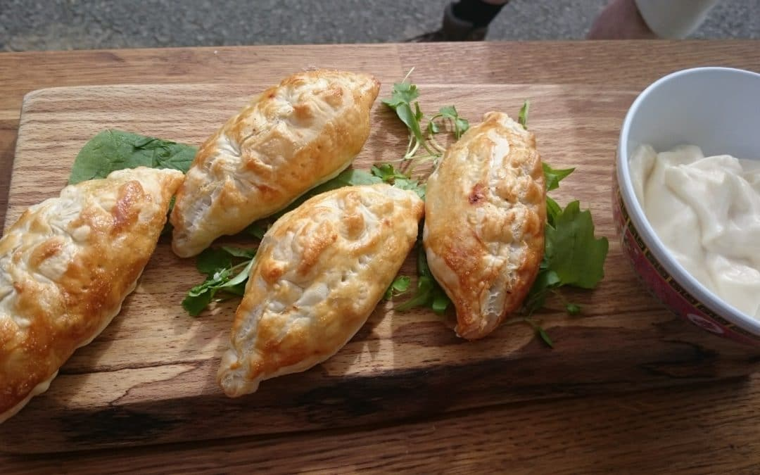 Grouse Empanadas